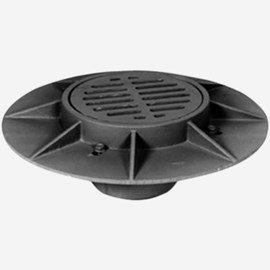 Floor Drain with Heavy Duty Wide Flange Collar