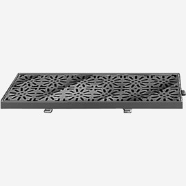 Cast Iron Trench Grating