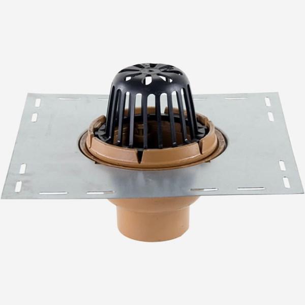 1330 1357 8 1 2 Quot Diameter Body Roof Drain Low Profile