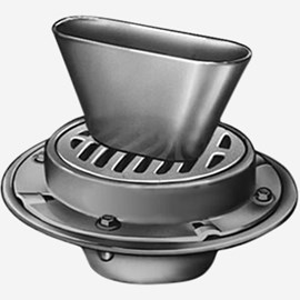 Round Top and Oval Funnel