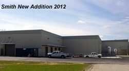 Jay R. Smith Mfg. Co's plant in Montgomery, AL is expanding!