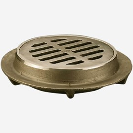 Round Heavy Duty Top Floor Drain