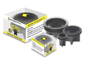 "Quad Close ""Stink Stopper"" Trap Seal Device Series"