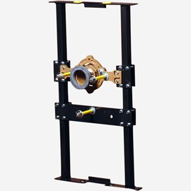 Labor Saver® with Supporting Studs and Adjustable Coupling for Blowout Urinals